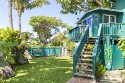 Ocean View Treehouse @ Mangolani Inn - Paia - Mango treehouse stairs